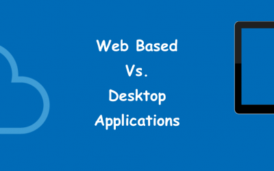 Web Based vs. Desktop Applications