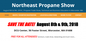 Blue Cow Software at Northeast Propane Show